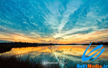 www.softmedia.ir - Windows 7 wallpaper